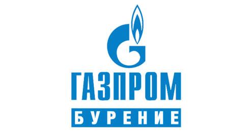 Лого ООО Газпром Бурение