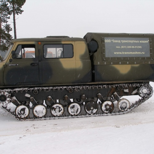 Снегоболотоход ТТС-34015 Ветлуга
