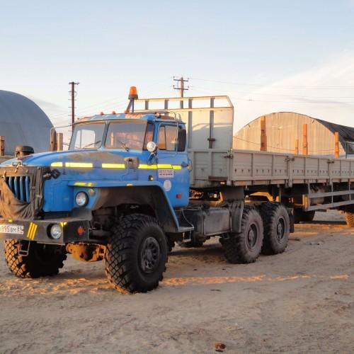 Автомобиль УРАЛ 44202 Седельный тягач