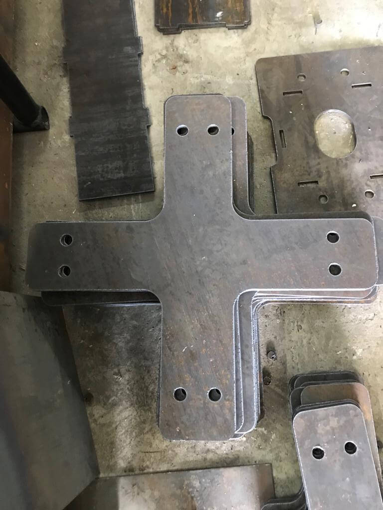 Плазменная резка металла - фото 15